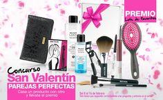 Especial San Valentín: Casa un producto con otro y llévate el premio Bella, Giveaways, Beauty, Ideas, Home, Prize Draw, Door Prizes, Valentines, Woman