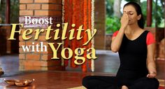 Boost fertility with #Yoga @Kamlesh Barwal