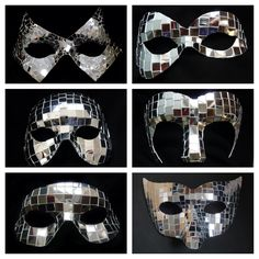 Mirror masks available from www.maskup.net