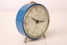 Vityaz 4 Jewels Vintage Alarm Clock