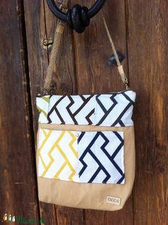 Sokszínű mintás válltáska (deer) - Meska.hu Handmade Bags, Deer, Handmade Handbags, Homemade Bags, Reindeer