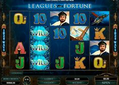 Play Leagues of Fortune online slots and enjoy the voyage of great real #money wins. Sign up at Vegas Paradise, avail £5 #bonus instantly