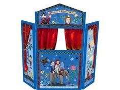 Vilac - Smukt dukketeater af Nathalie Lété