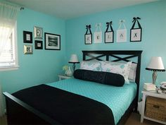turquoise bedroom for teens #turquoise (turquoise bedroom ideas) Tags: turquoise bedroom ideas+for adults+room decor, turquoise bedroom rustic, turquoise bedroom decor #bedroom : turquoise+bedroom+decor+ideas+interior+design