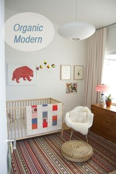 What's Your Decor Style? Using Kids' Rooms to Define Your Style #pendleton rug