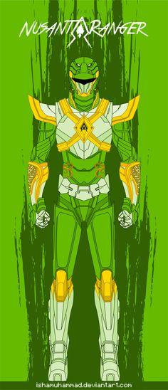 Rimba Kala Manthana Nusa-Green