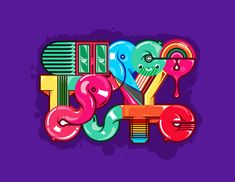 Typography Chocolate17 http://www.fubiz.net/2013/03/06/typography-chocolate/#