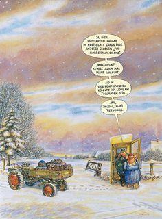 Blödsinn-MARUNDE | Cartoons & Illustrationen von Wolf-Rüdiger Marunde