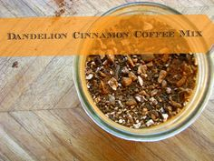 Sweet Happy Pie: Chicory & Dandelion Root Coffee + 4 Coffee Alternatives for Quitting Coffee