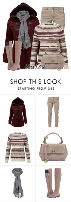 """Contest 07"" by vicky-soleil ❤ liked on Polyvore featuring WithChic, NYDJ, Barbour Heritage, Ralph Lauren, prAna and Calvin Klein"