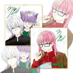 [이런영웅은싫어] 이영싫 웹툰 색지 /사인색지 /色紙ART /2종 Webtoon, Hero, Anime, Group, Cartoon Movies, Anime Music, Animation, Anime Shows