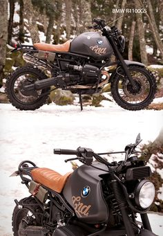 "BMW R1100GS ""DESERT"" 