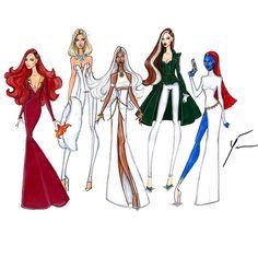 """X-Men Collection by Yigit Ozcakmak // Which one is your fave? #X-Men #Marvel #XmenDivas"" Photo taken by @yigitozcakmak on Instagram, pinned via the InstaPin iOS App! http://www.instapinapp.com (08/28/2014)"