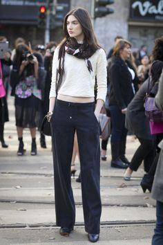 models off the catwalk
