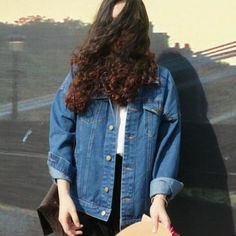 Bf Wind Autumn And Winter Women Denim Jacket 2017 Vintage Harajuku Oversize Loose Female Jeans Coat Solid Slim Chaquetas Mujer