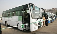 FG Distributes 4116 Buses Valued N37bn Nationwide