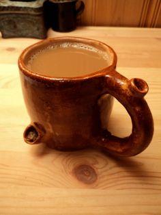 rise and shine mug by AdamJWaddell on Etsy