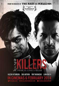 Upcoming - Killers : Inside Us Lives A Killer [2014]