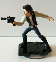 3 x Infinity Game Star Wars Ahsoka Tano, Skywalker Light FX, Han Solo Figures Star Wars Games, Star Wars Toys, Han Solo Figure, Ahsoka Tano, Xbox 360, Microsoft, Infinity, Stars, Ebay