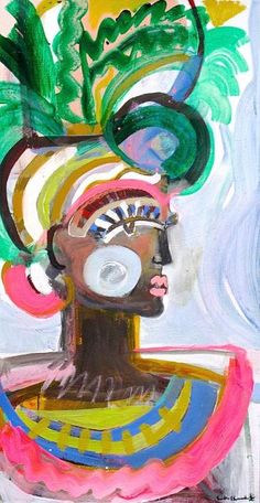 Sally King Benedict at Hidell Brooks Gallery Figurative Show opening January 9th, 2015 / allegra face 2014