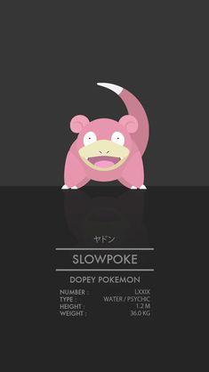 Slowpoke by WEAPONIX