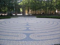 Spiritual Labyrinths To Get Lost And Found In (PHOTOS) from Huffington Post Religion: huff.to/1diMn6f