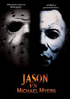 Jason Vs Michael Myers by FullMoonMaster on deviantART