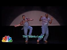 """Evolution of Hip-Hop Dancing"" (w/ Jimmy Fallon & Will Smith) - YouTube love this! and Jimmy can actually dance!"