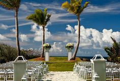 Paradise Edge wedding