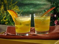 Mango Lime Caipirinha recipe from Grill It! with Bobby Flay via Food Network