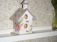 casa de madera pintadas a mano - Buscar con Google