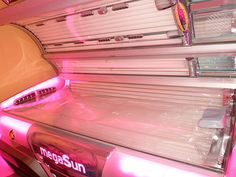 i can dream right?-Tanning bed