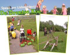 Speel- en IJsboerderij De Drentse Koe