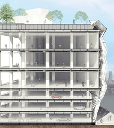 Liverpool Department Store por Rojkind Arquitectos