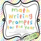 There are 128 pages and 90 open-ended constructive writing prompts included in this 4th grade CCPS unit. Each of the prompts allows for organizing and understanding of ideas and concepts. With the common core standards in place, it is essential that students write with a depth of understanding. $
