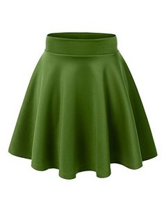 """Made By Johnny Women's The """"IT"""" Skater Skirt Made By Johnny http://www.amazon.com/dp/B00KWFAXGY/ref=cm_sw_r_pi_dp_LNTmub03TS2W6"""