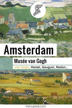 Musée van Gogh à Amsterdam : Incontournable ! Van Gogh, Guide Amsterdam, Illustrations, Monet, Movie Posters, Black Picture, Paint, Illustration, Film Poster