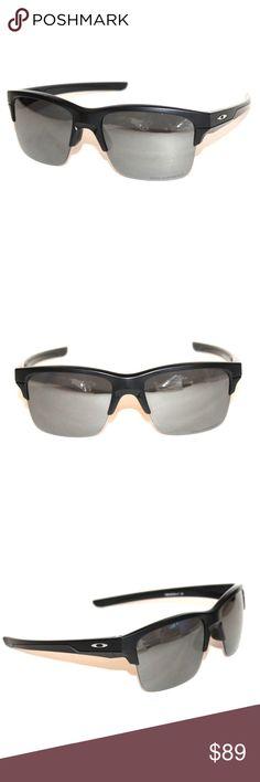 90874429b57 Oakley Thinlink OO9316-06 Matte Black W Black Irid Oakley Thinlink Brand  New 100%