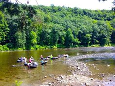 Deerfield River Portage in Deerfield, Massachusetts offers a fun lazy river float experience. Deerfield Massachusetts, Float Trip, Camping Activities, Camping Tips, Summer Activities, Outdoor Activities, Vacation Places, Vacations, Vacation Spots