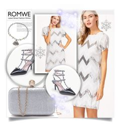 """ROMWE 1"" by melisa-hasic ❤ liked on Polyvore featuring Shishi"