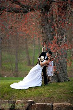 Twin Brooks Park - CT Wedding Photographer, Victoria Souza Photography, Monroe, CT Wedding Photos