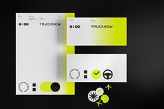 TruckNow Branding on Behance