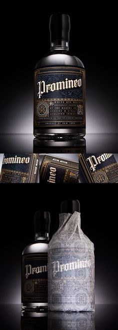 Promineo Whiskey by Chad Michael