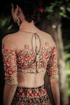 Manish Malhotra Couture 2016
