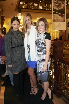 Jodi Anasta and Nikki Phillips at Evening With Our Designers 2013 at Strand Arcade, featuring the launch of the 1891 publication, the We Are The Makers series, and our SS13 campaign. #fashion #event #EWOD #strandarcade