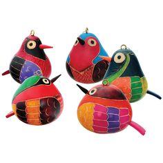 gourd birdies