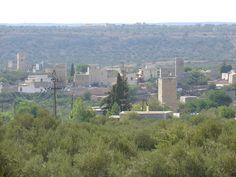 Grecja niepokorna: osada złożona z wież mieszkalno-obronnych