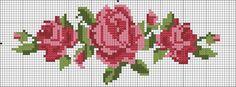 1 million+ Stunning Free Images to Use Anywhere Cross Stitch Borders, Cross Stitch Rose, Cross Stitch Flowers, Cross Stitch Embroidery, Cross Stitch Patterns, Free To Use Images, Alpha Patterns, Rug Hooking, Needlework