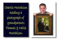 HUTCHISON FAMILY, LOCHGELLY, SCOTLAND.