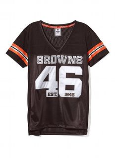 73e06876c Cleveland Browns Bling Jersey - Victoria s Secret PINK® - Victoria s Secret Cleveland  Browns Game